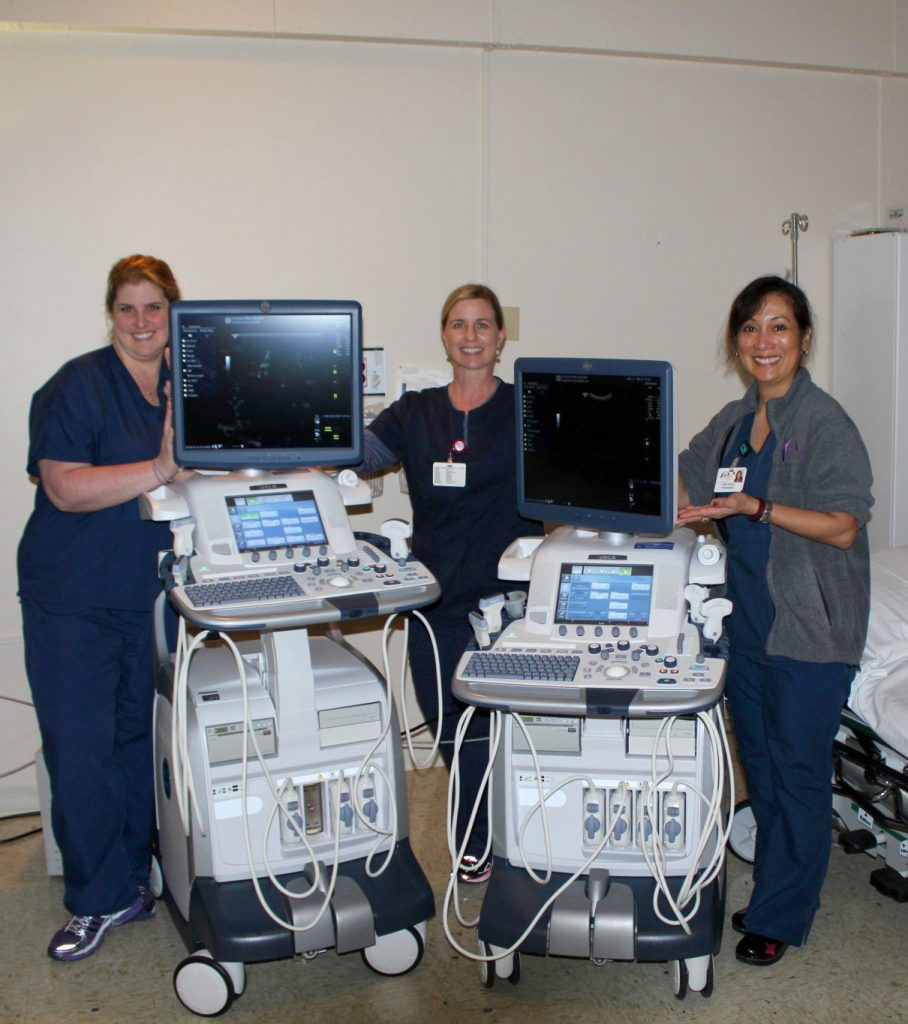 Enhanced Diagnostic Imaging – Two New Ultrasound Systems